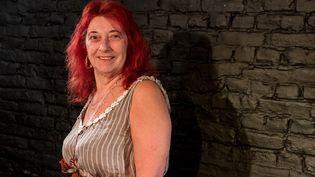Fabienne Govaerts, directrice du théâtre Le Verbe Galant, à Avignon. (Copyright : Lodzia Agnieszka Brodski)