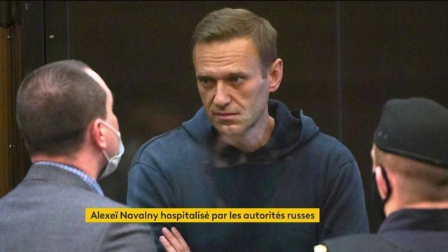 Alexeï Navalny : l'opposant politique hospitalisé en Russie