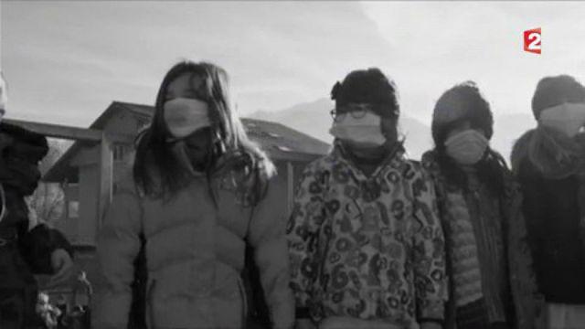 Pollution : la vallée du Mont-Blanc étouffe