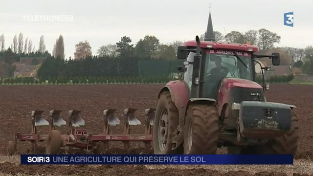 L'agriculture de conservation préserve les sols