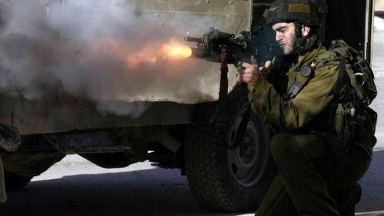 Photo d'archives. (JAAFAR ASHTIYEH / AFP)