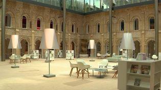 Deauville : le centre culturel Les Franciscaines prépare son ouverture (France 3)