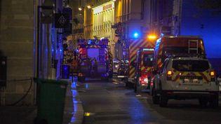 Un homme a attaqué au couteau plusieurs passants dans la soirée du samedi 12 mai à Paris avant d'être abattu par la police. (MAXPPP)