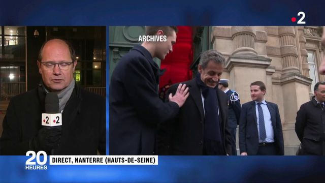 Nicolas Sarkozy : la garde à vue est levée