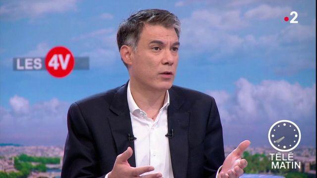 """Affaire Alexandre Benalla : """"On ne peut pas faire la leçon à un collégien et ne pas la faire à un membre de son cabinet"""", estime Olivier Faure"""