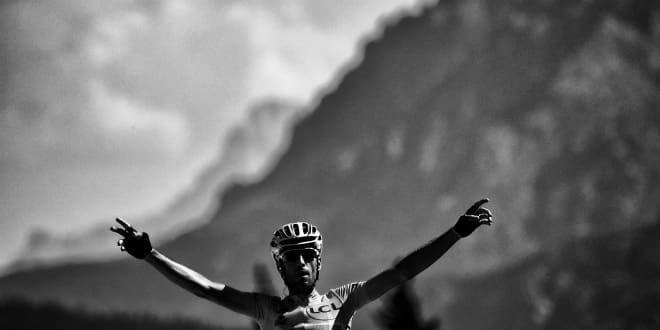Vincenzo Nibali plane sur le Tour