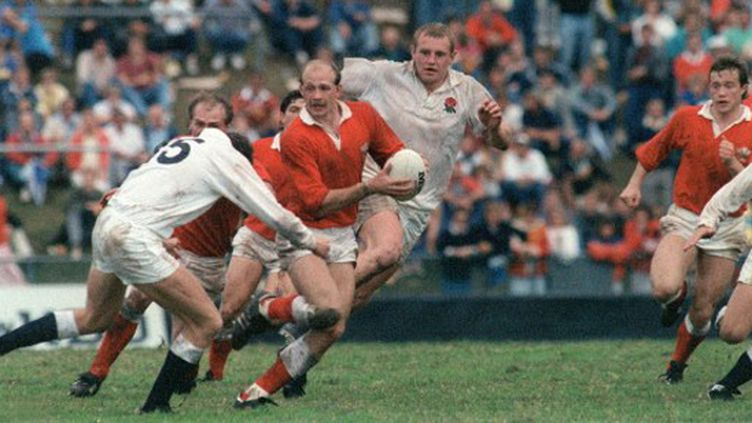 Le pays de Galles et l'Angleterre, une vieille rivalité
