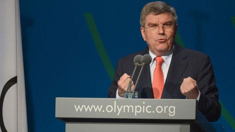 Thomas Bach, nouveau président du CIO