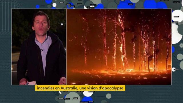 Australie : fatigués, les pompiers sont en colère contre le Premier ministre Scott Morrison