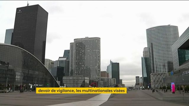 Le Parlement européen souhaite instaurer un devoir de vigilance et une responsabilité juridique pour les multinationales