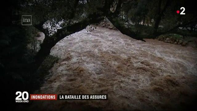 Inondations : la bataille des assurés va commencer