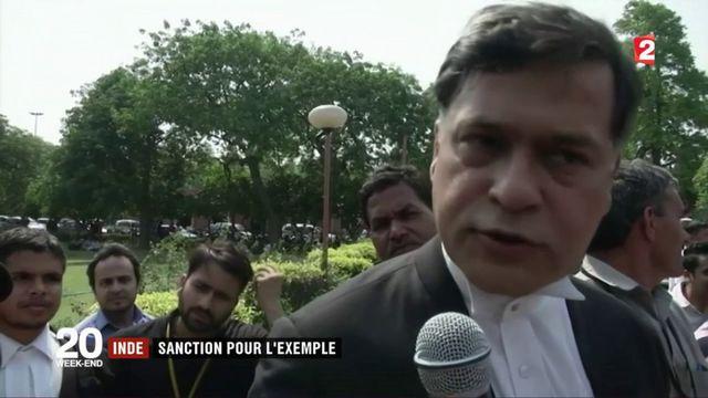 Viol collectif à New Delhi : peine de mort confirmée pour les quatre accusés