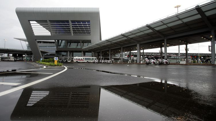 L'enregistrement des empreintes débutera dès vendredi 10 février àl'aéroport chinois de Shenzhen (illustration). (AFP/ PAUL HILTON / POOL)