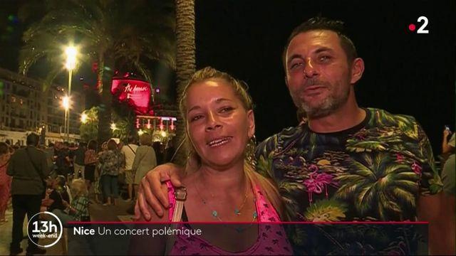 Nice : un concert polémique