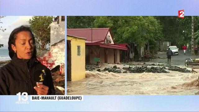 Ouragan Maria : quel bilan ce mercredi en Guadeloupe ?