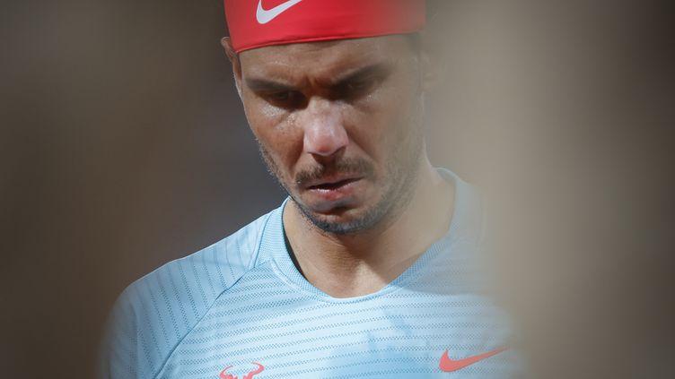 Rafael Nadal, 12 fois champion à Roland-Garros.  (STEPHANE ALLAMAN / STEPHANE ALLAMAN)