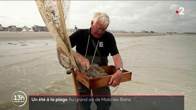 Nord : la plage de Malo-les-Bains et ses habitués, une histoire d'amour