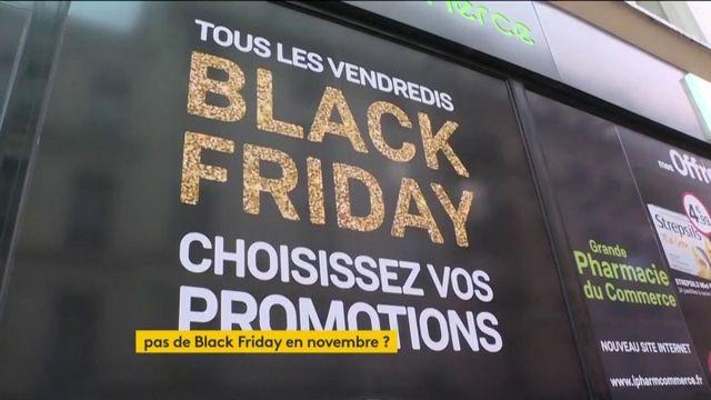 Le Black Friday dans la ligne de mire de Bruno Le Maire