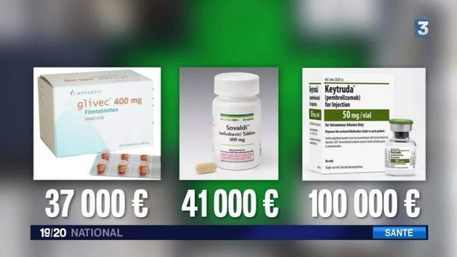 Cancer : la Ligue contre le cancer crie au scandale et dénonce des prix abusifs