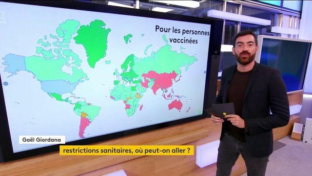 Covid-19 : quels pays accueillent de nouveau des voyageurs ?