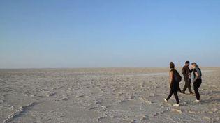 Un immense désert de sel, paysage grandiose qui attire chaque année de nombreux touristes. Mais l'envers du décor révèle des conditions extrêmement difficiles pour ceux qui récoltent cette denrée dont l'Inde est letroisièmeproducteur mondial. (FRANCE 2)