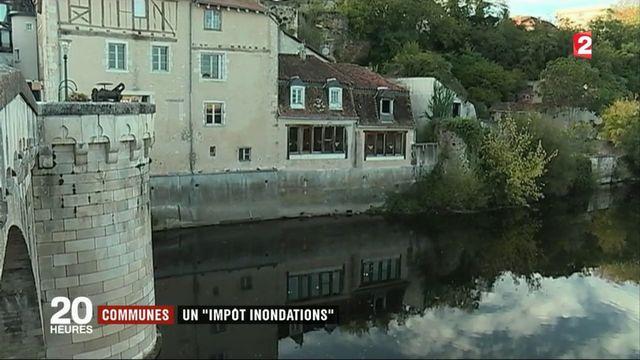 "Commune : un ""impôt inondations"""