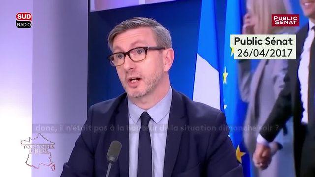 Quand Edouard Philippe taclait Emmanuel Macron
