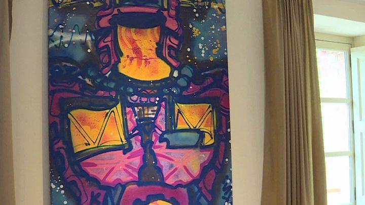 La thématique des robots, source d'inspiration pour Kool Koor (France 3 PACA)