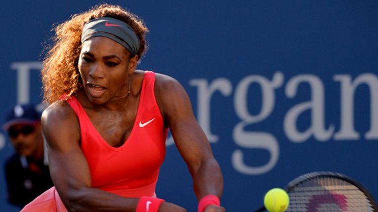 Serena Williams encore plus dans la légende ? (STAN HONDA / AFP)