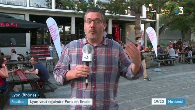 Ligue des champions : Lyon veut rejoindre Paris en finale