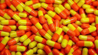 La vente de médicaments sur internet -de la mise en vente à la livraison- est en France très strictement encadrée (GERARD JULIEN / AFP)