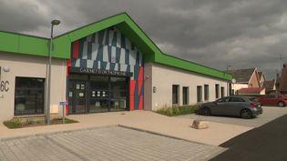 1000 m² pour accueillir dix praticiens. (S. Gurak / France Télévisions)