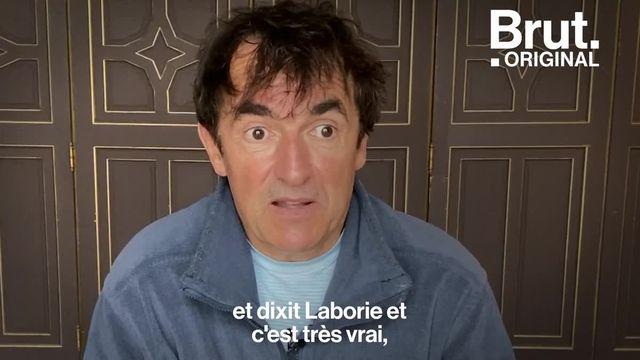 """""""Adieu les cons"""" est nominé dans 12 catégories pour les César 2021. Dans son dernier film, Albert Dupontel y dénonce les absurdités de notre société. Brut l'a rencontré."""