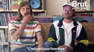 VIDEO. Le parrain de l'électro française Pedro Winter revient sur sa rencontre avec Myd (BRUT)