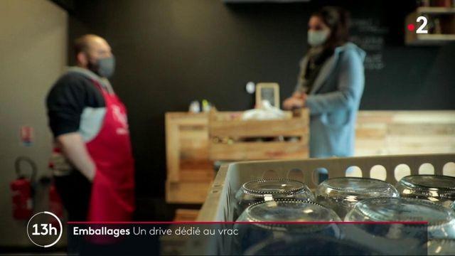 Toulouse : le drive zéro déchet séduit les consommateurs