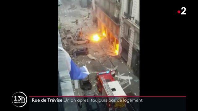 Explosion rue de Trévise : un an après, que sont devenus les habitants ?