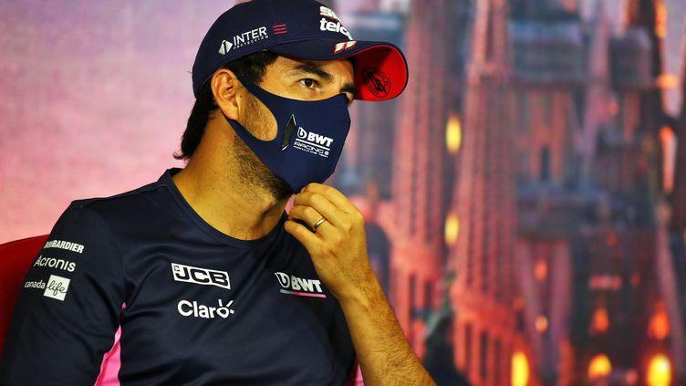Sergio Pérez, le pilote de l'écurie Racing Point. (XPB / XPBIMAGES.COM)