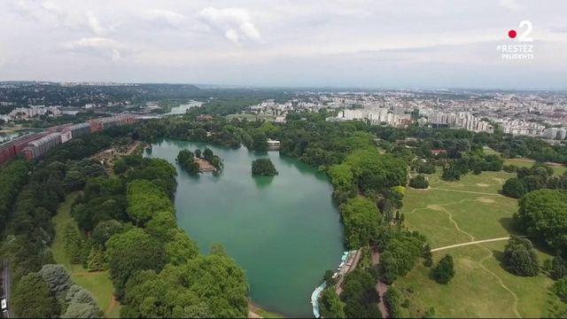 À la découverte du parc de la Tête d'or, le poumon vert de Lyon