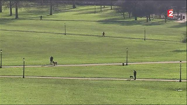 Londres regorge de parcs et jardins étonnants