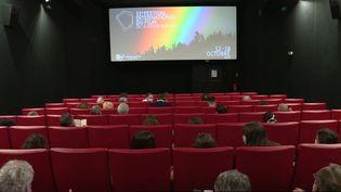 La 11e edition du Festival international du film de la Roche-sur-Yon se déroule, cette année, du 12 au 18 octobre 2020. (France Télévisions)