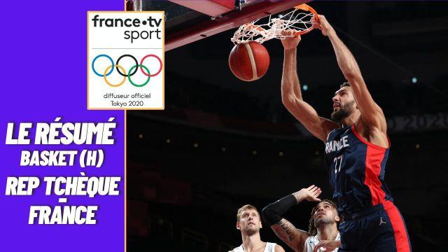 Après son succès face aux Etats-Unis, la France assure sa première place au sein du groupe A grâce à un match victorieux face à la République Tchèque (97 - 77).