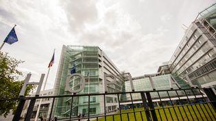 L'hôpital européen Georges-Pompidou, le 29 mai 2015 à Paris. (AURELIEN MORISSARD / CITIZENSIDE.COM / AFP)