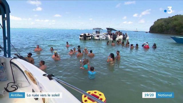 Antilles : le retour des touristes