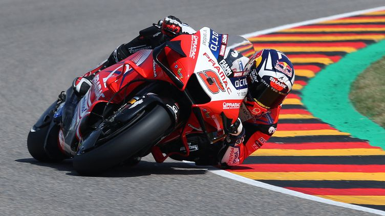 Johann Zarco (Ducati-Pramac) (RONNY HARTMANN / AFP)