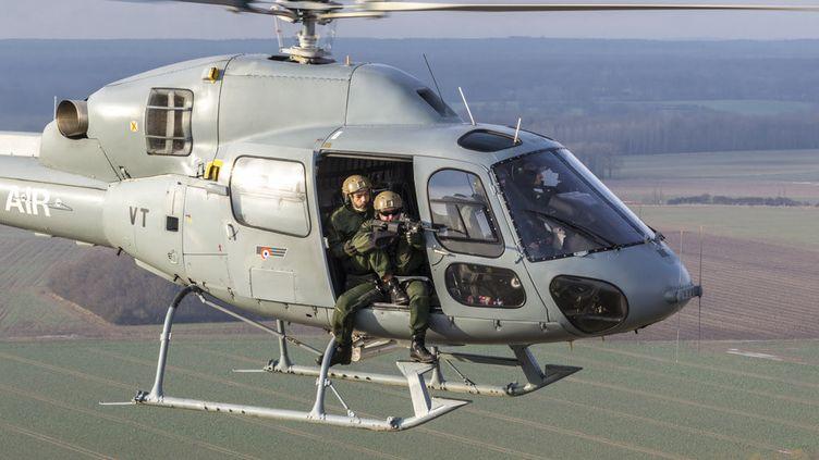 La Posture Permanente de Sûreté ou police du ciel assure vingt-quatre heures sur vingt-quatre la protection du territoire national. (MINISTERE DES ARMEES)
