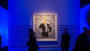 La rétrospective Gaultier au Grand-Palais à Paris  (CITIZENSIDE/NICOLAS KOVARIK / citizenside.com)