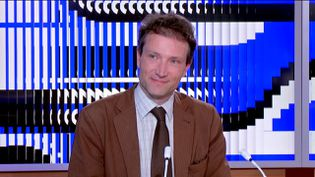 Sébastien Maillard,directeur de l'institut Jacques Delors (FRANCEINFO)