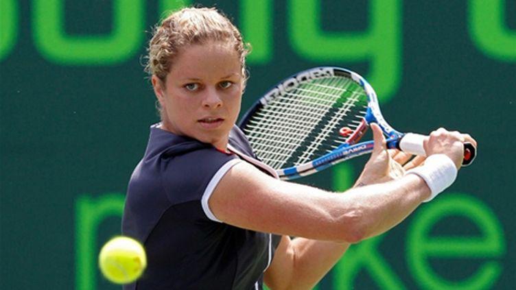 La Belge Kim Clijsters, victorieuse à Cincinnati