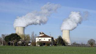 La centrale nuéclaire de Golfech (Tarn-et-Garonne), le 16 mars 2015. (PASCAL PAVANI / AFP)