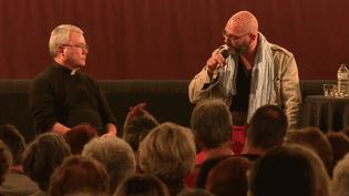 L'Eglise et les victimes de pédophilie côte à côte pour débattre : une première à Lyon depuis la sortie du film  (Capture d'image France 3/Culturebox)